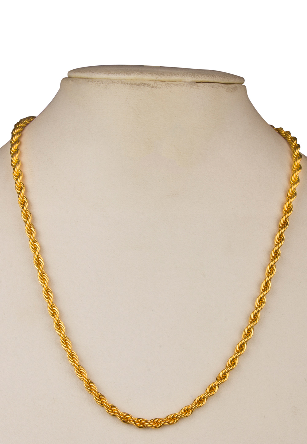 Golden Gold Plated Chain 171875