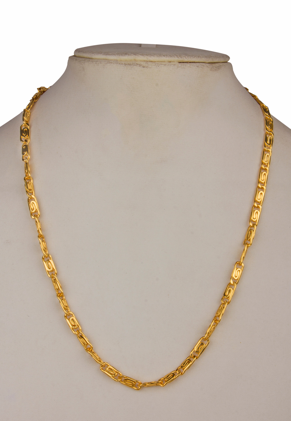 Golden Gold Plated Chain 171877