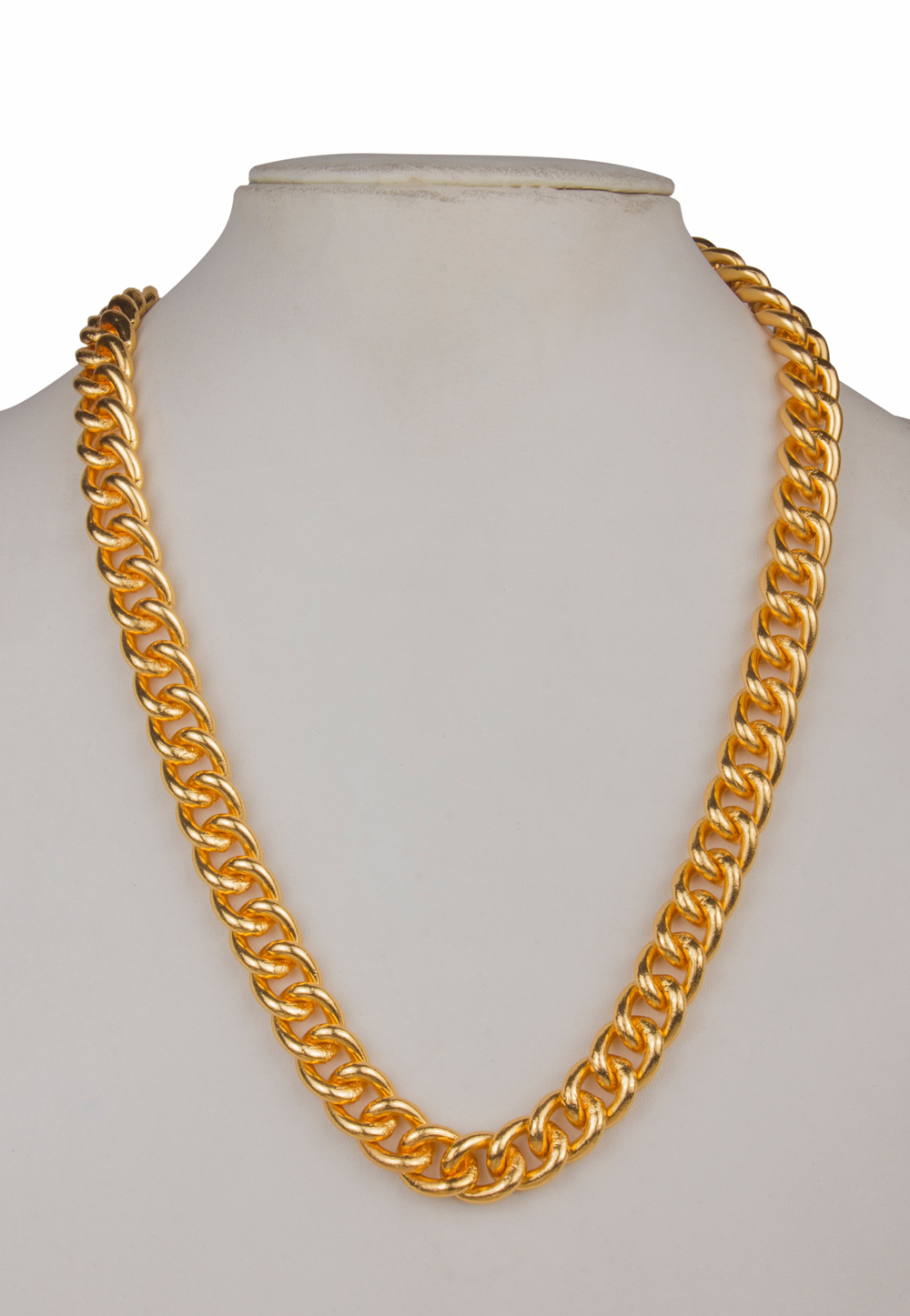 Golden Gold Plated Chain 171881