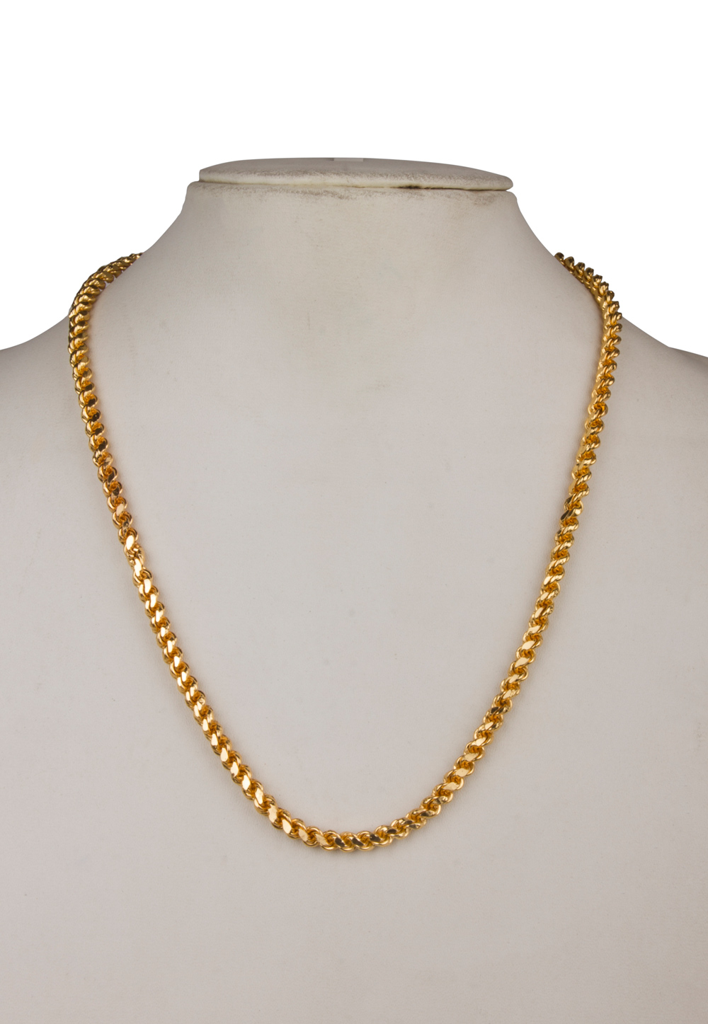 Golden Gold Plated Chain 171882