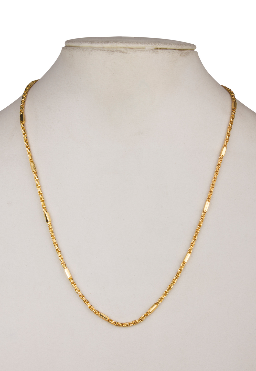 Golden Gold Plated Chain 171884