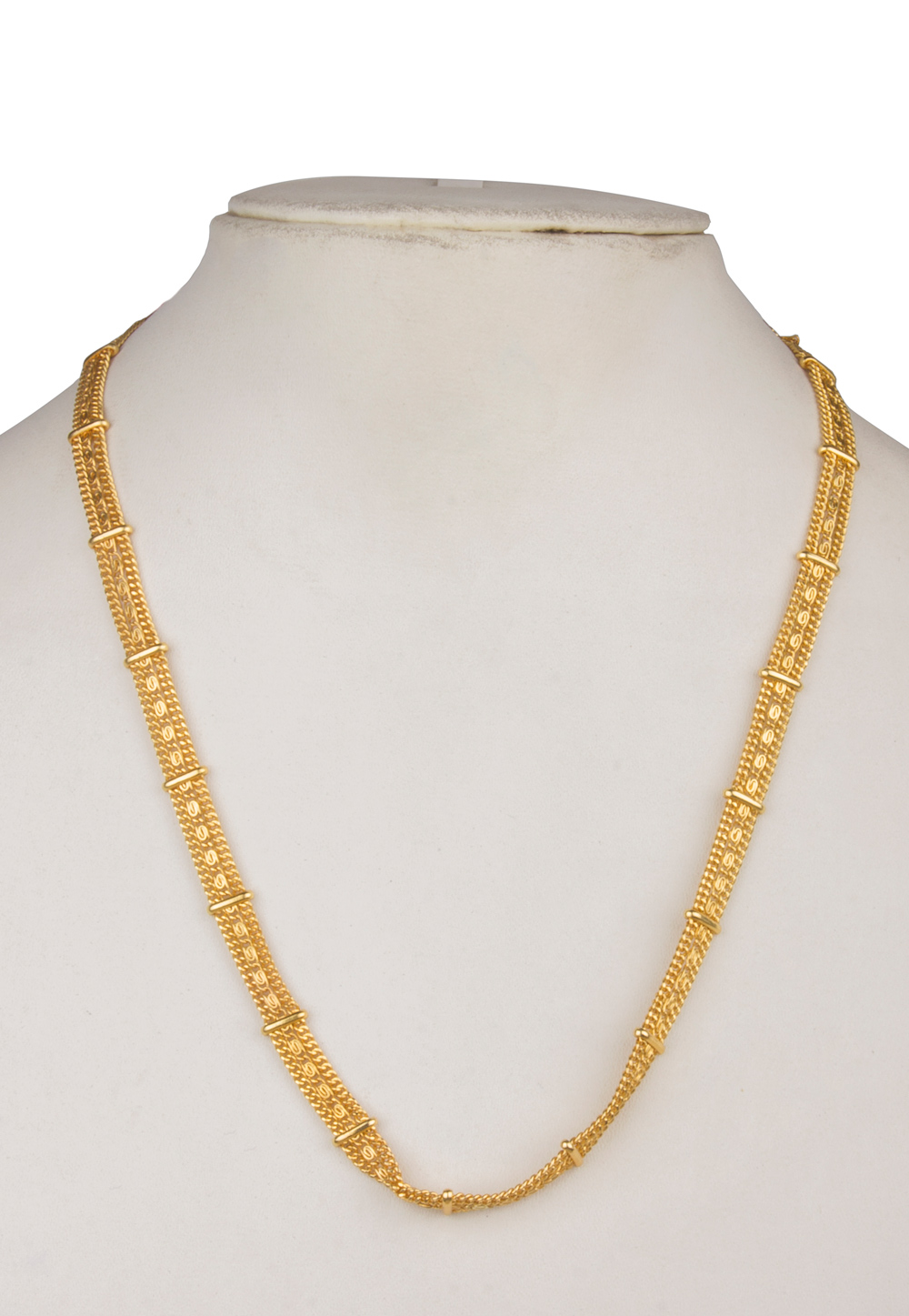 Golden Gold Plated Chain 171886