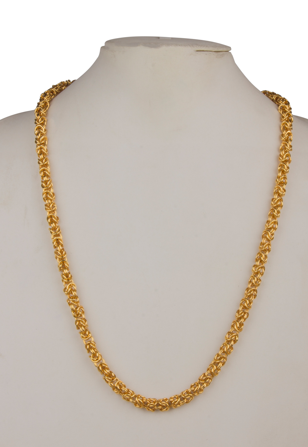 Golden Gold Plated Chain 171889