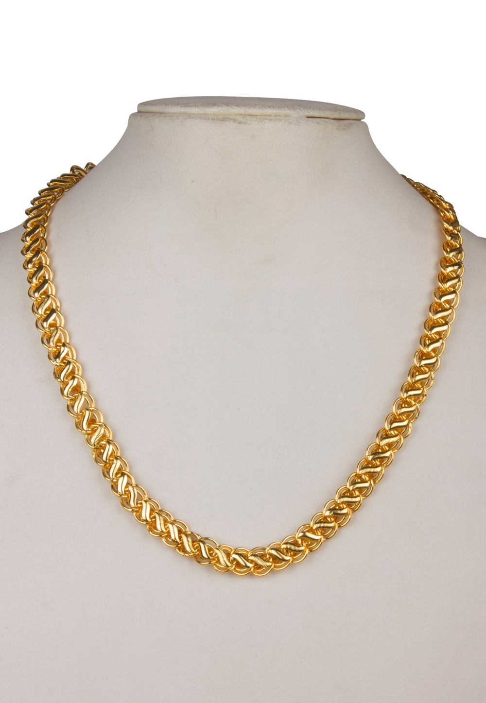 Golden Gold Plated Chain 171890