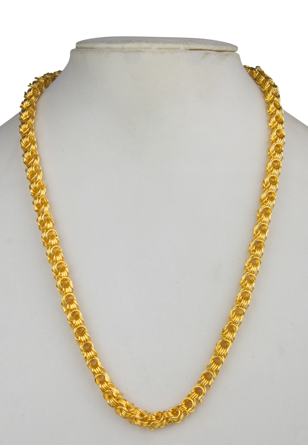Golden Gold Plated Chain 171894