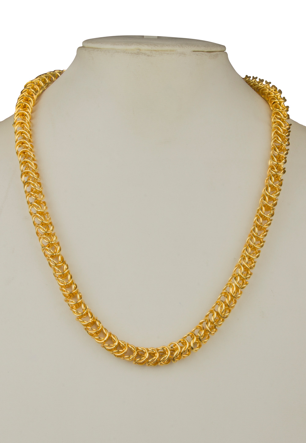 Golden Gold Plated Chain 171900