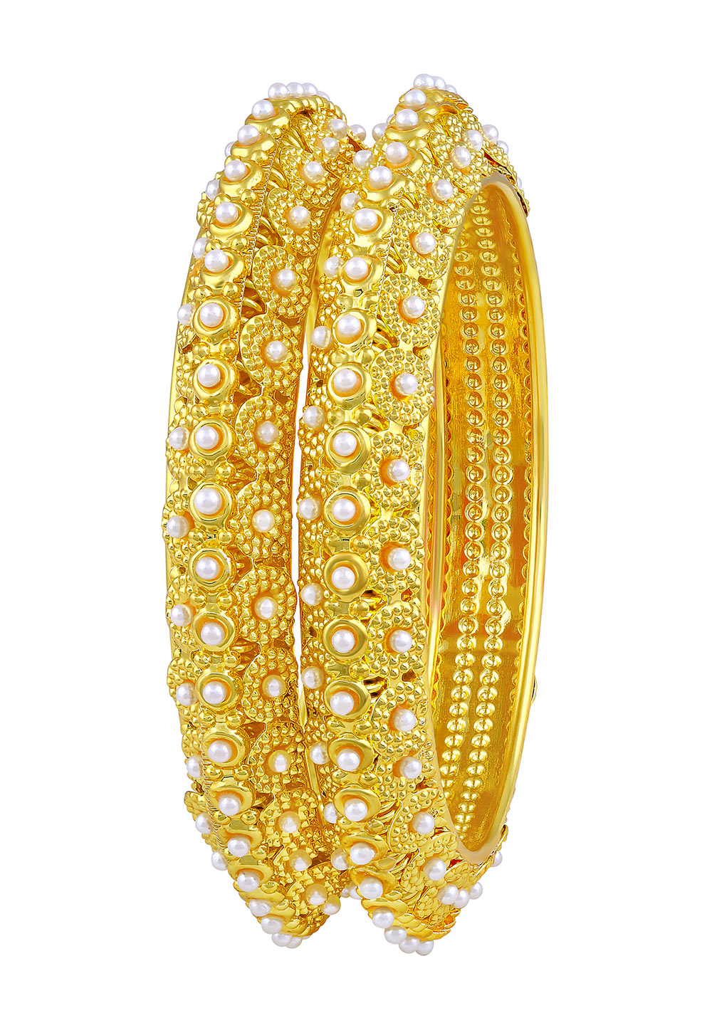 Golden Zinc Bangle 191394